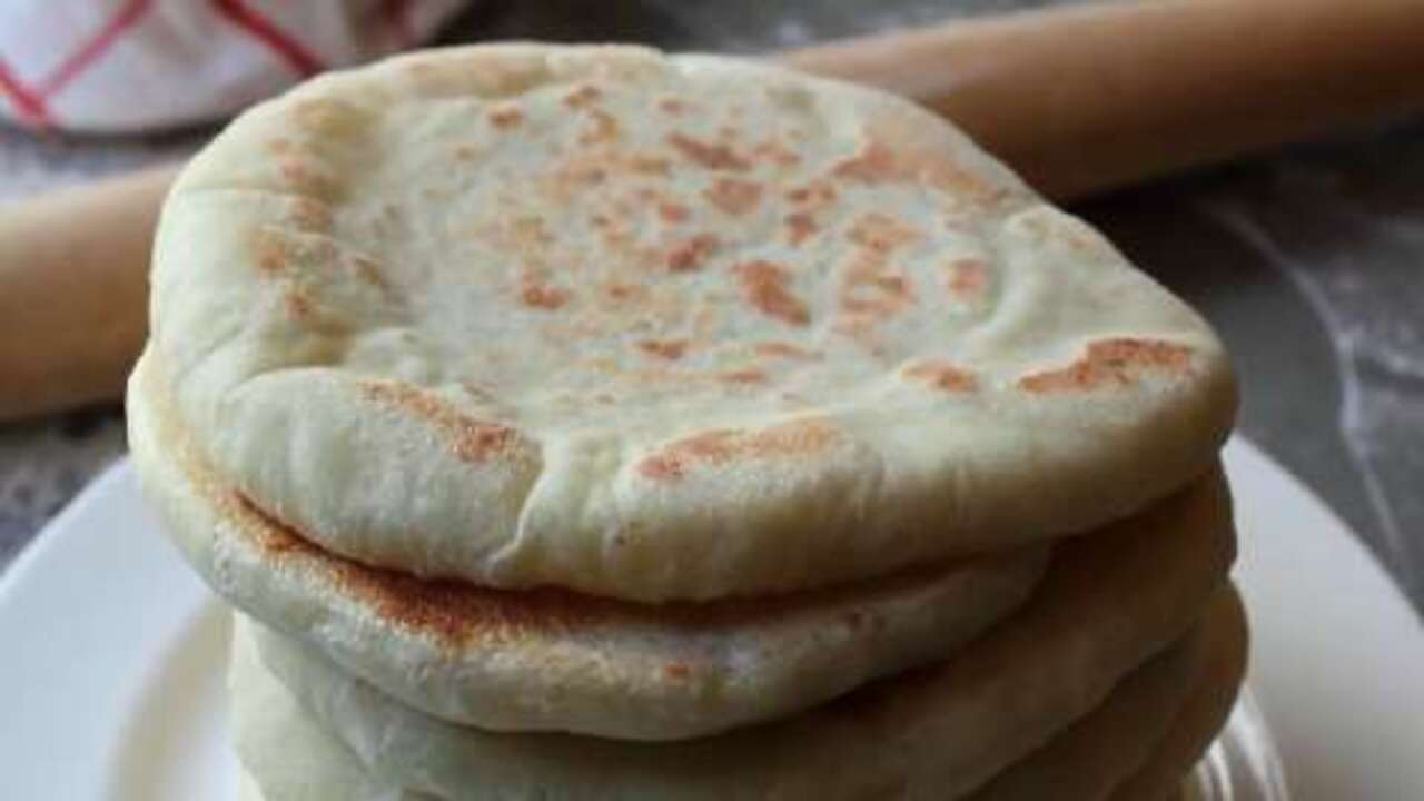 how to make pita bread video
