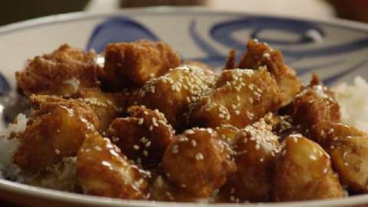 Perfect Sesame Chicken Doreen P