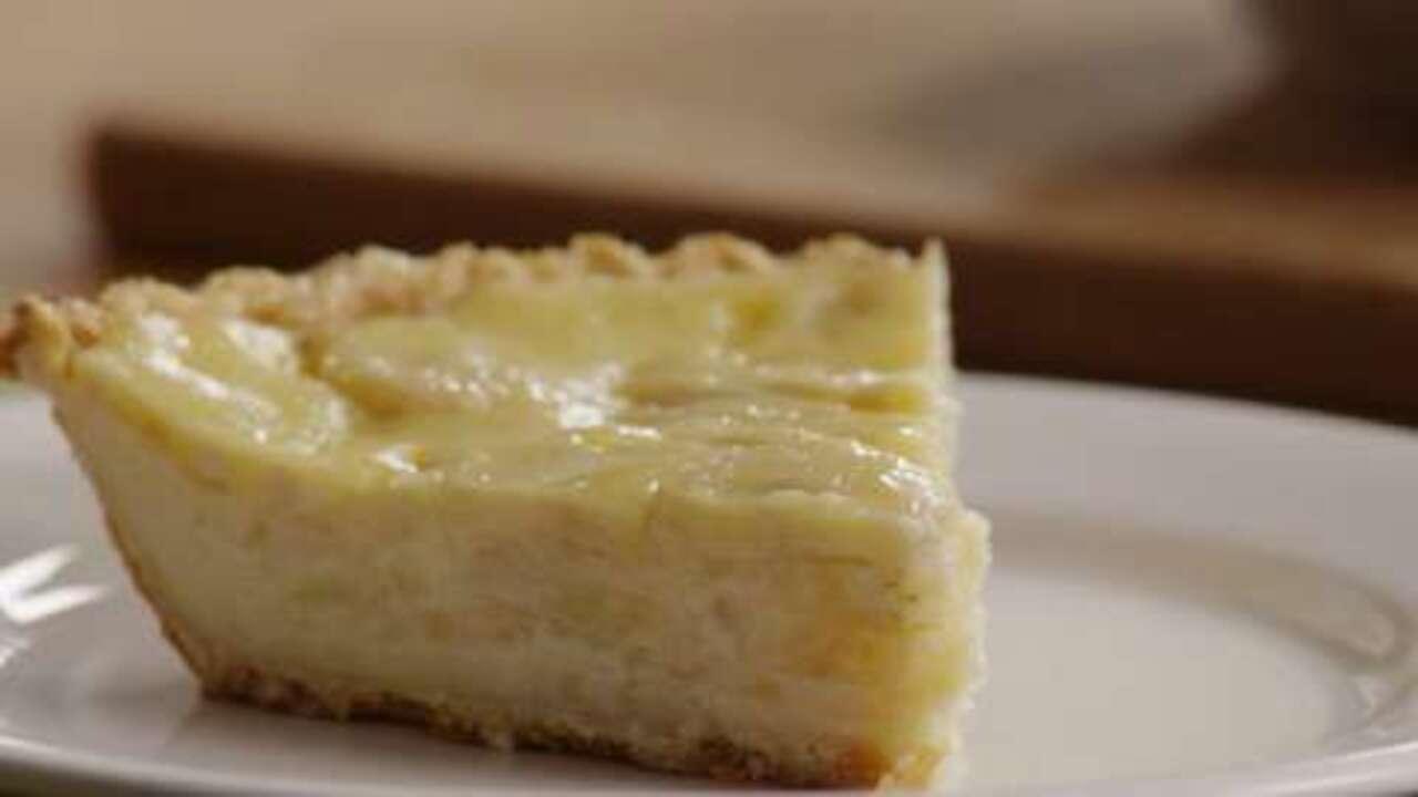 banana cream pie i video