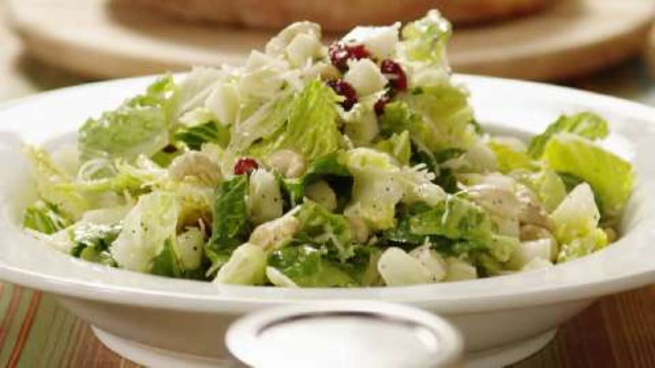 winter fruit salad with lemon poppyseed dressing video