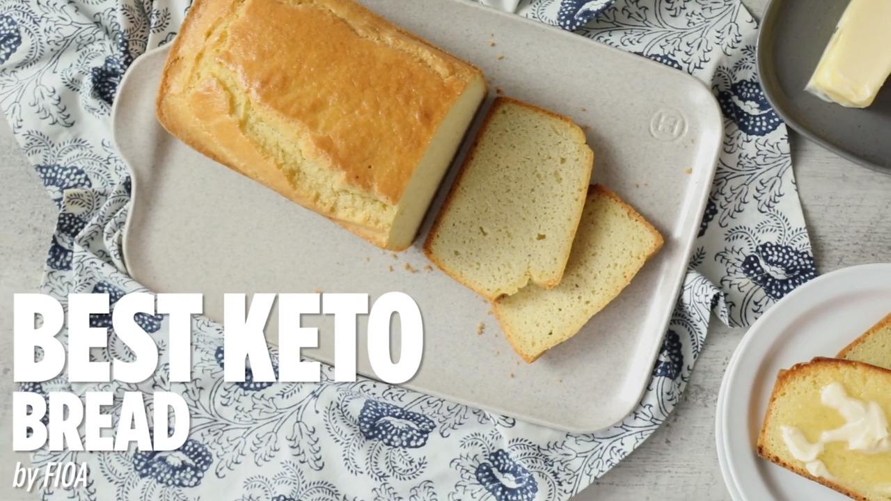 best keto bread video