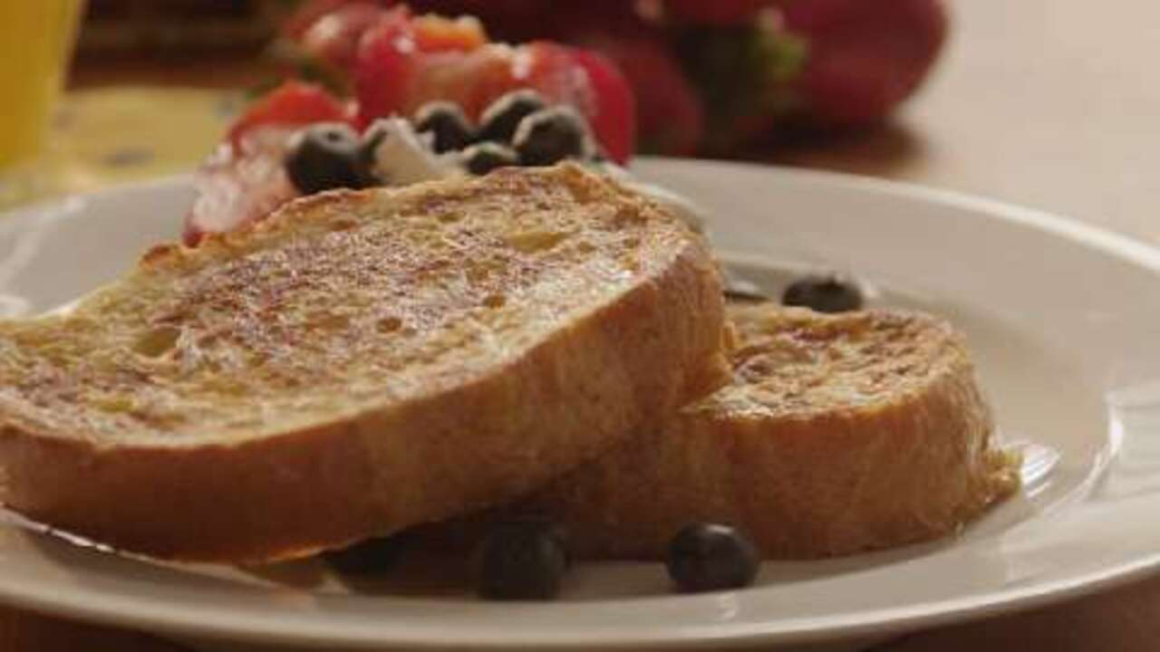 french toast i video