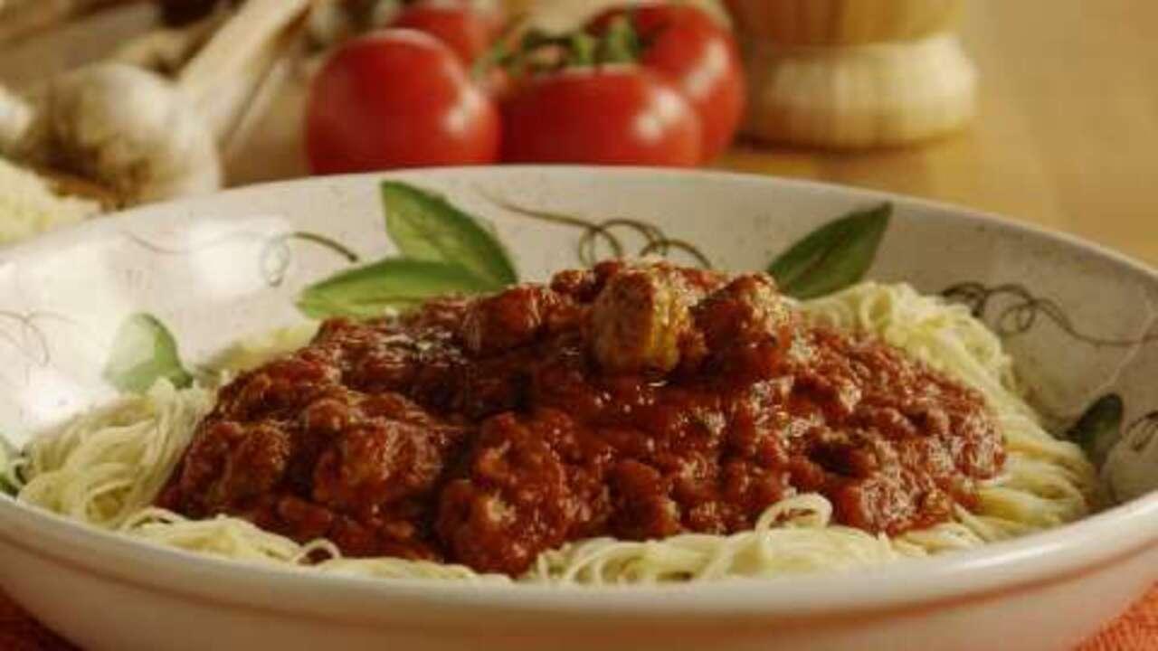 worlds best pasta sauce video