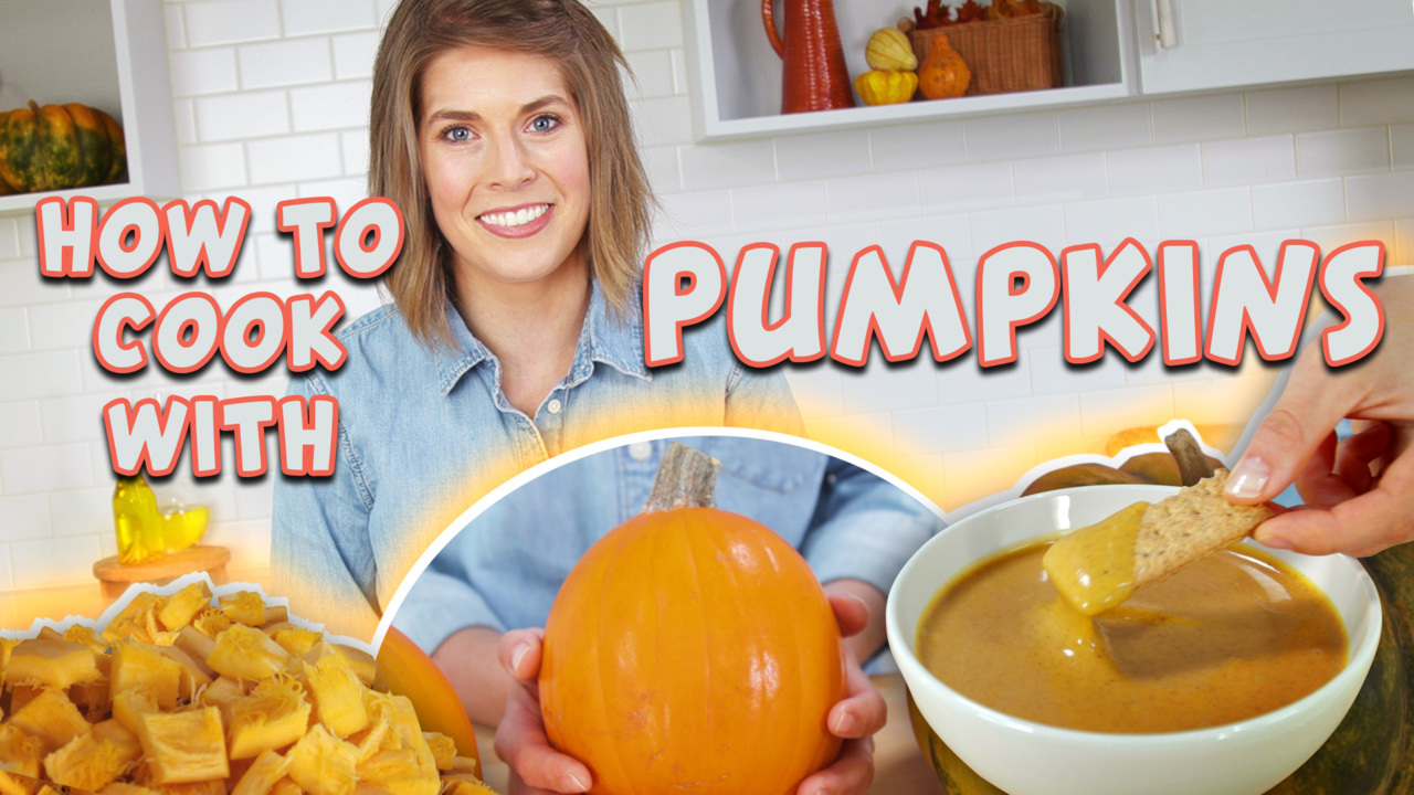 How To Prep Puree And Bake With Fresh Pumpkin Allrecipes