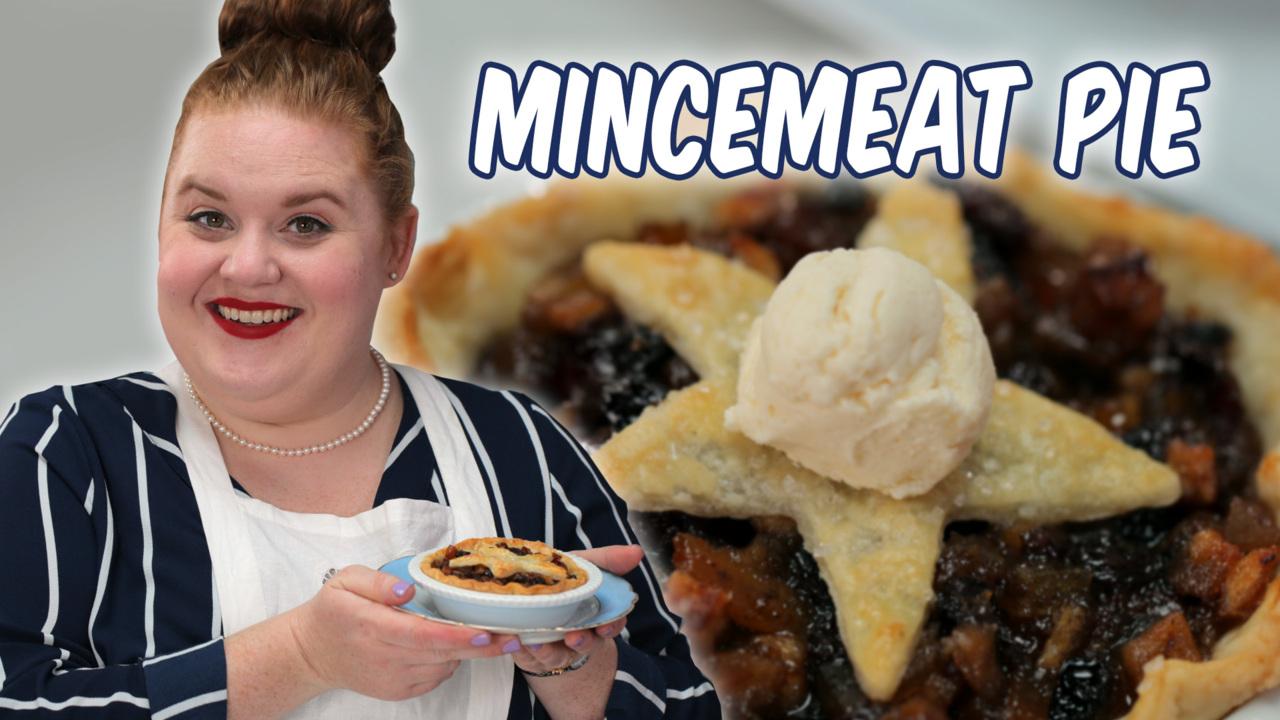 Classic Mincemeat Pie | Smart Cookie Video