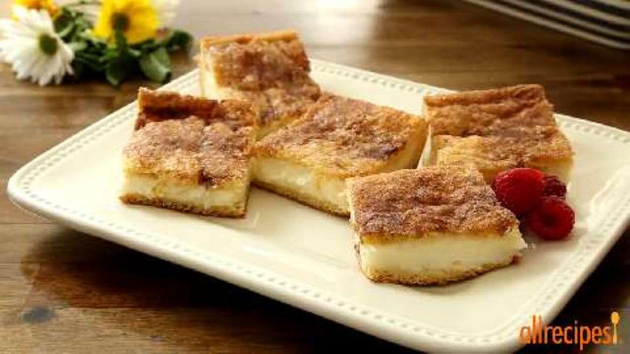 cream cheese squares video
