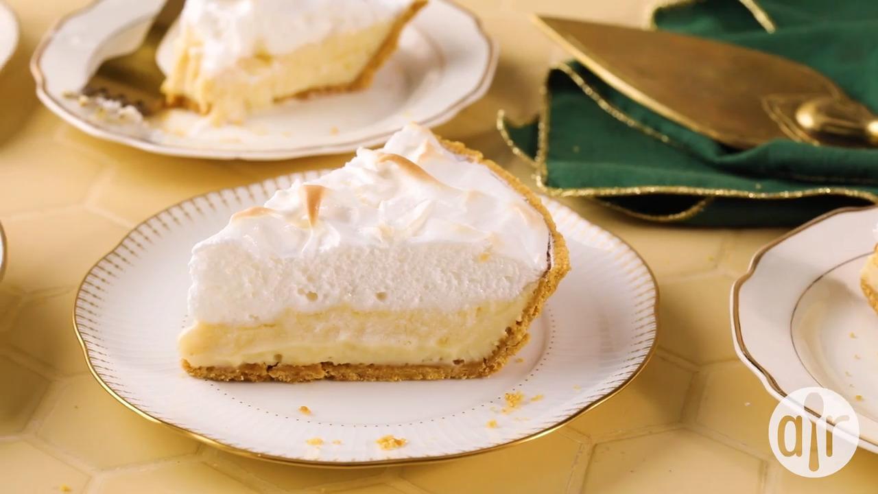 Magic Lemon Pie Video