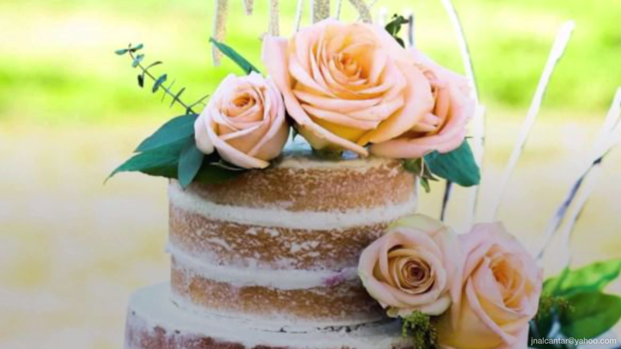 10 Dreamy Cake Ideas For Bridal Showers Allrecipes
