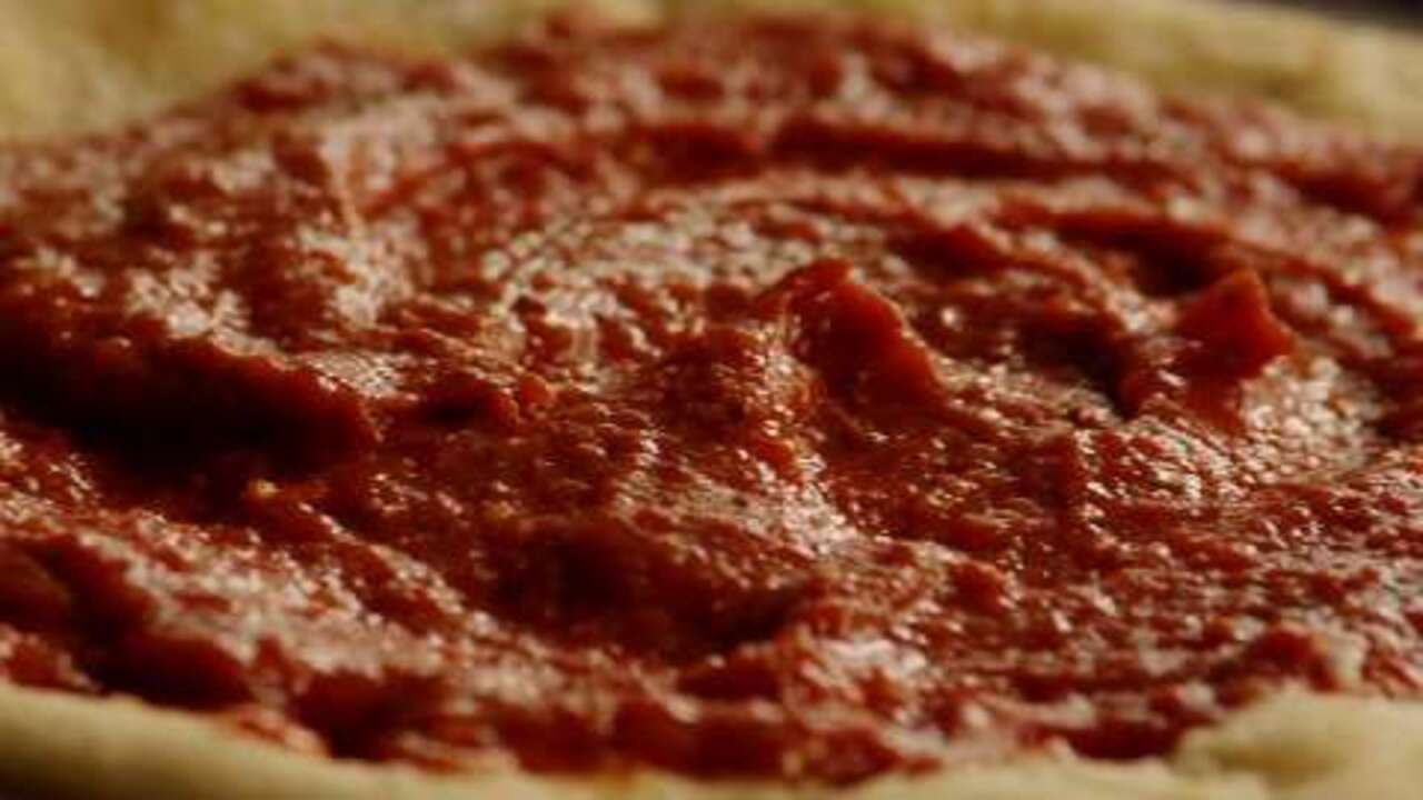 easy pizza sauce iii video