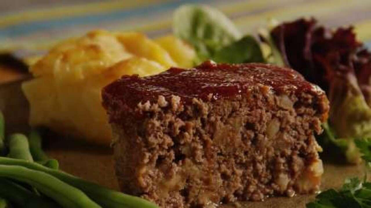 Glazed Meatloaf II Video