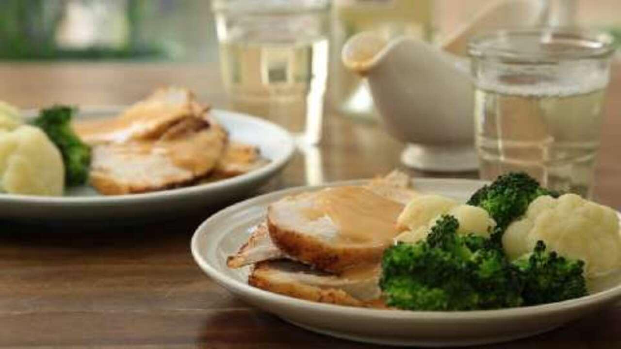 oven roasted turkey breast video