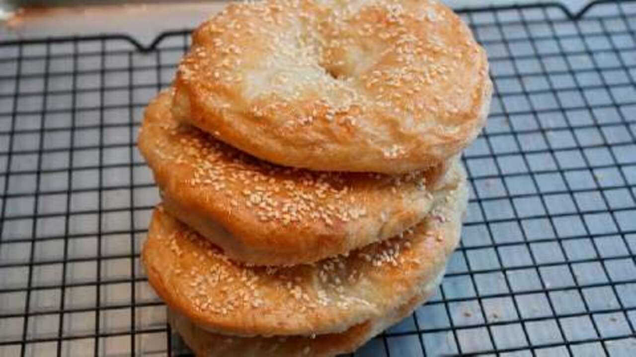 how to make san francisco style bagels video