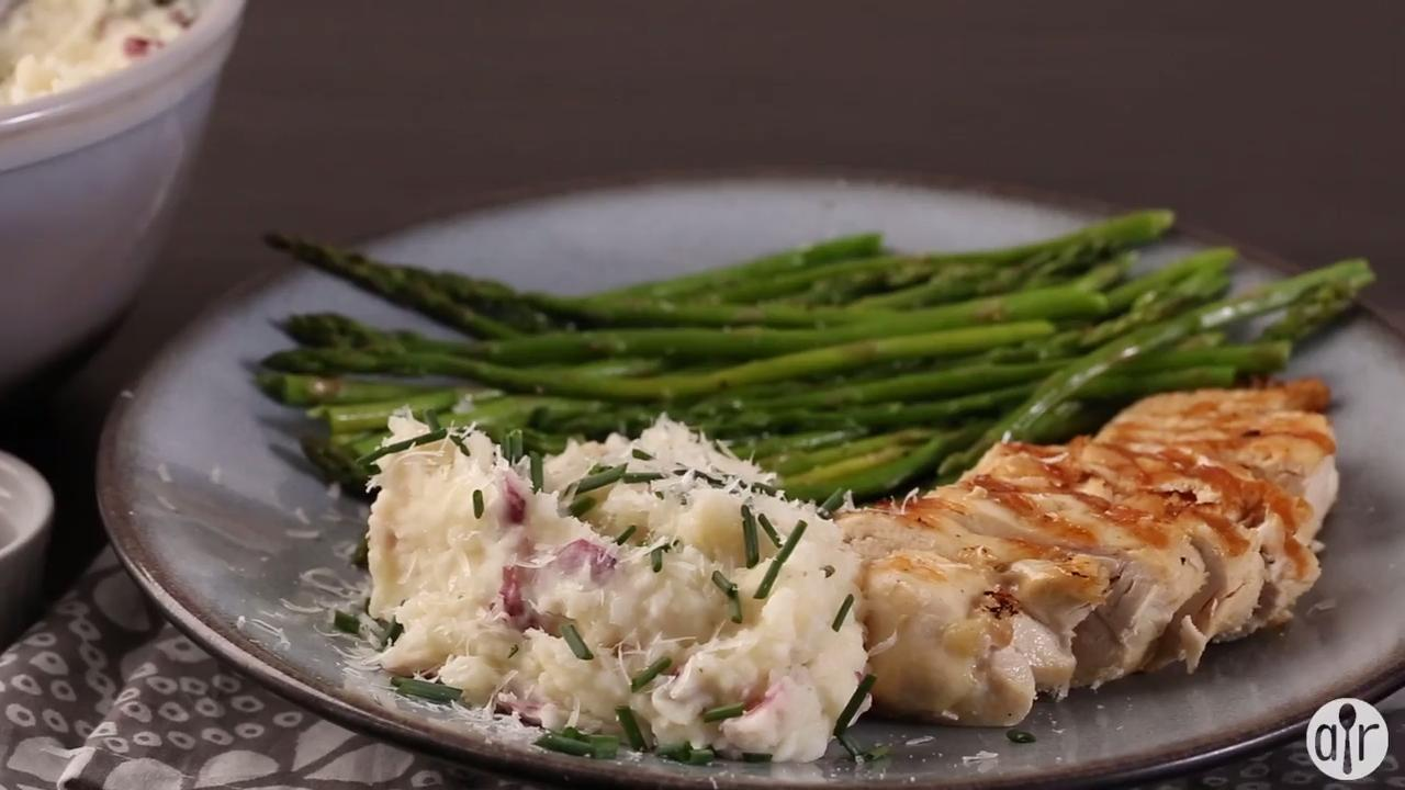 suzys mashed red potatoes video