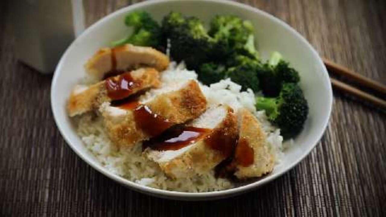Chicken Katsu sakuraiiko