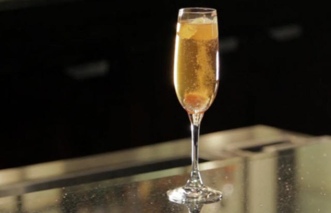 original champagne cocktail video