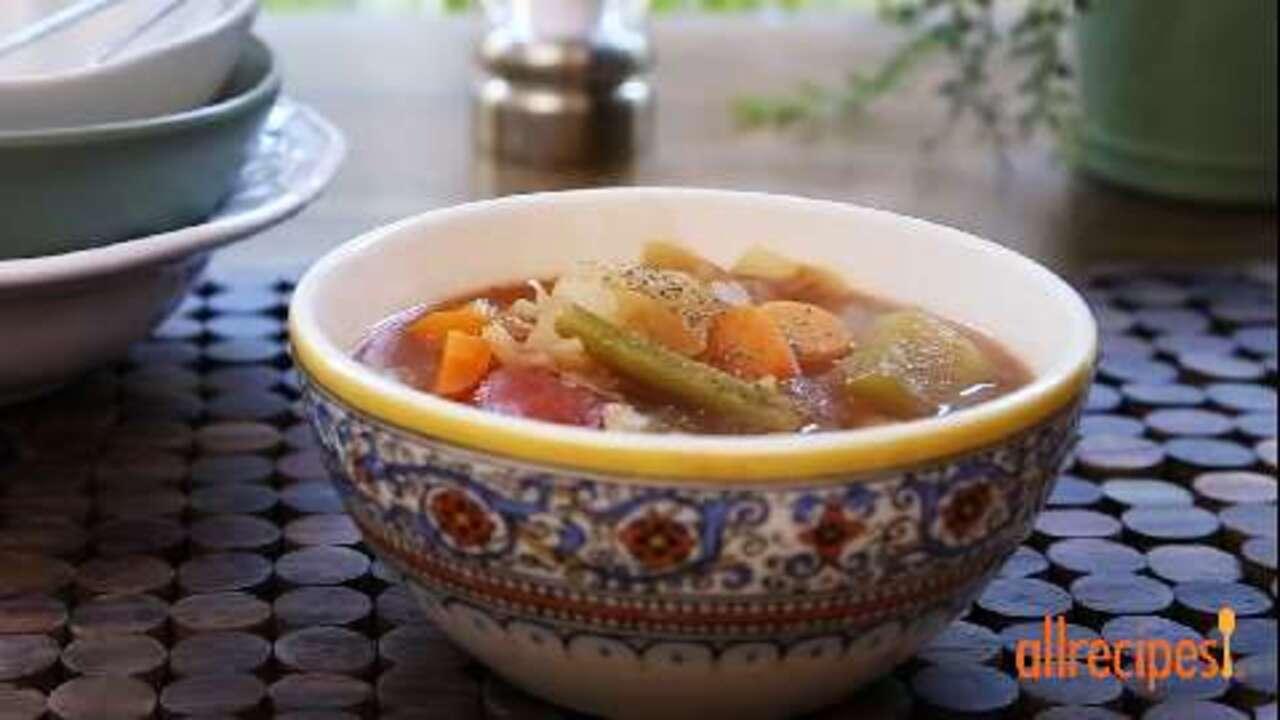 Cabbage Fat Burning Soup Recipe Allrecipes Com