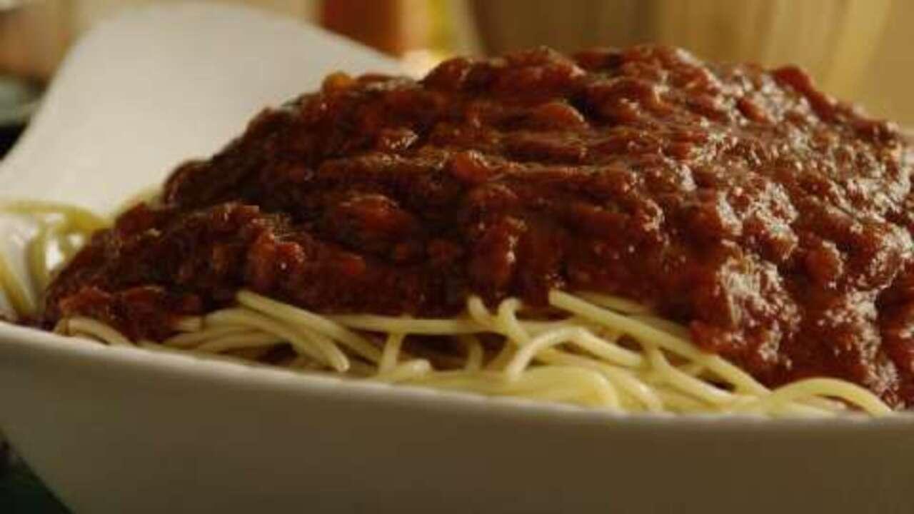 Spaghetti Sauce II Video