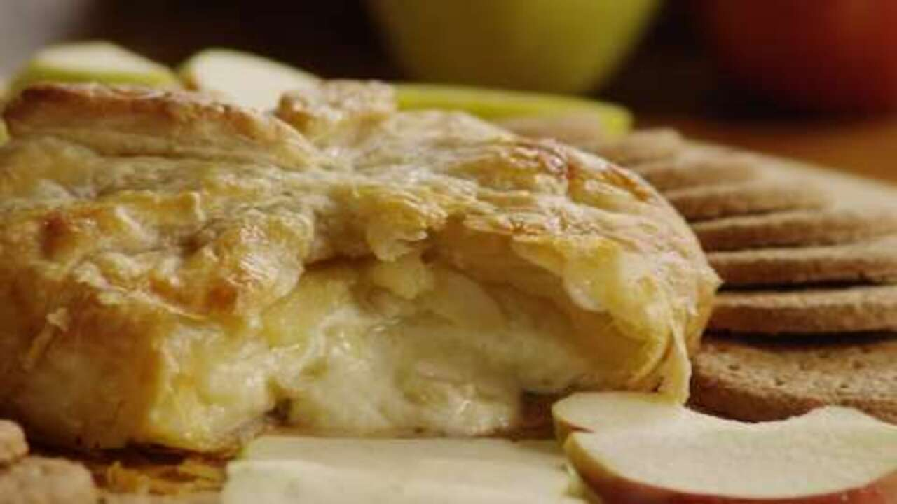 baked brie puff pastry recipe