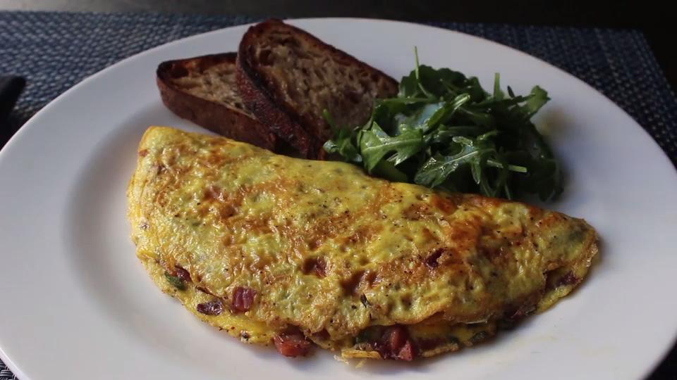 the denver omelet video