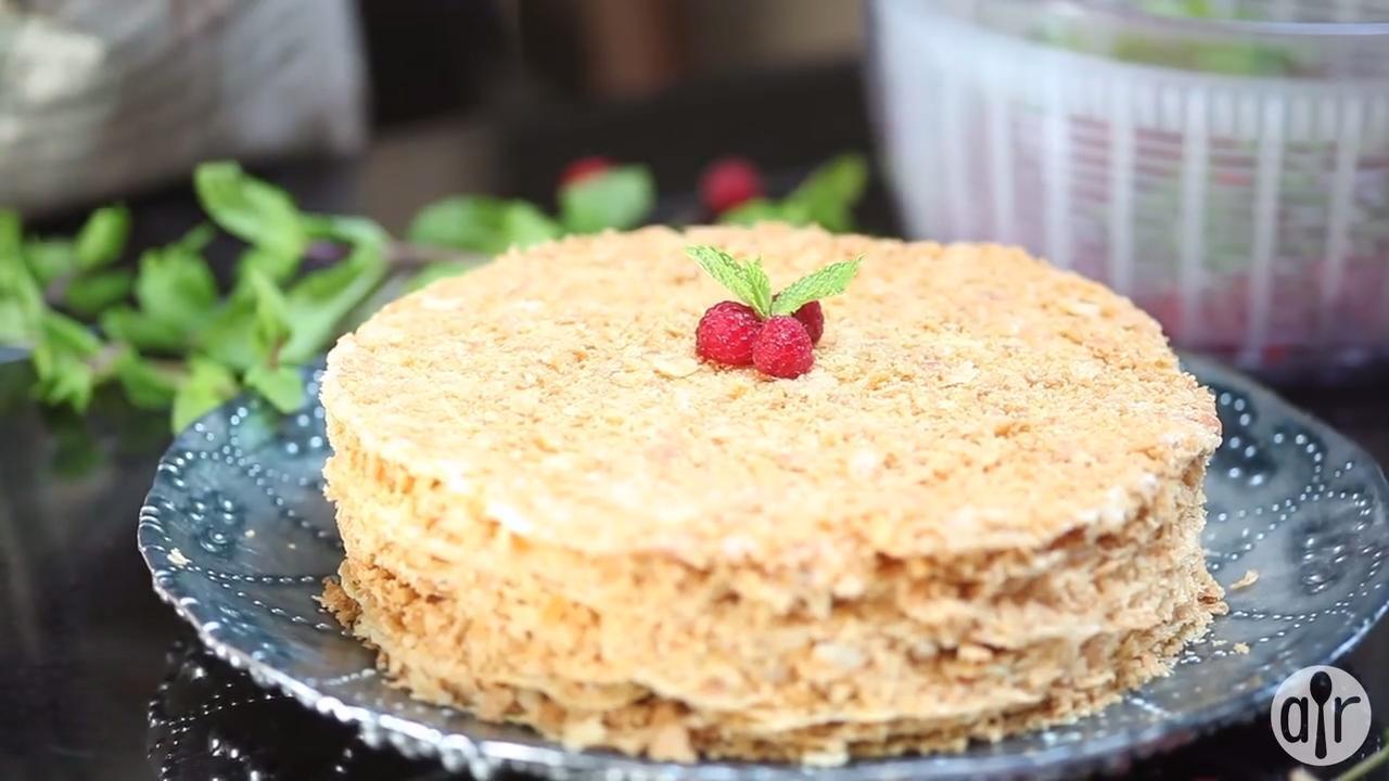 Russian Napoleon Torte Recipe Allrecipes Com
