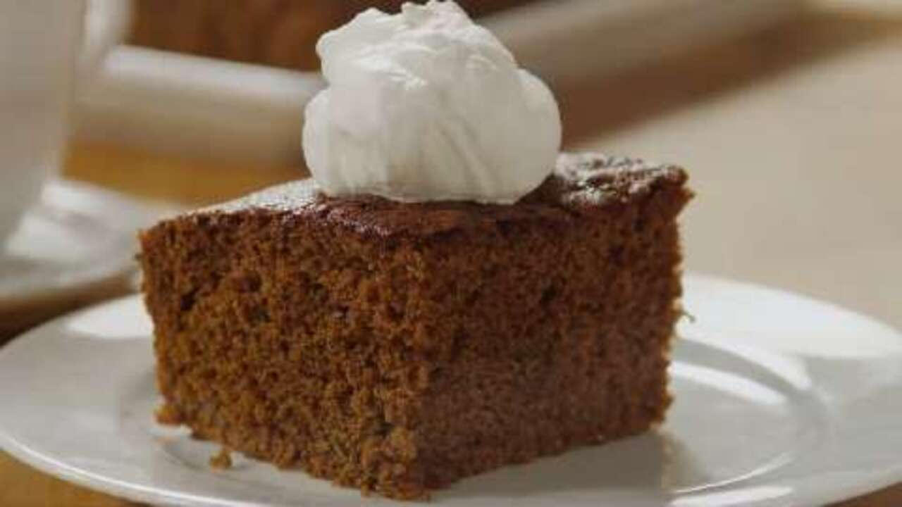 favorite old fashioned gingerbread video