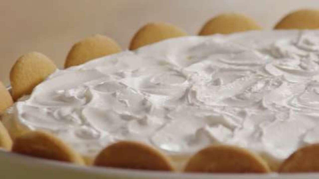 banana pudding iv video