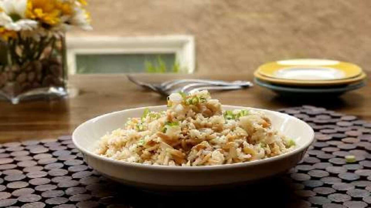 sarahs rice pilaf video