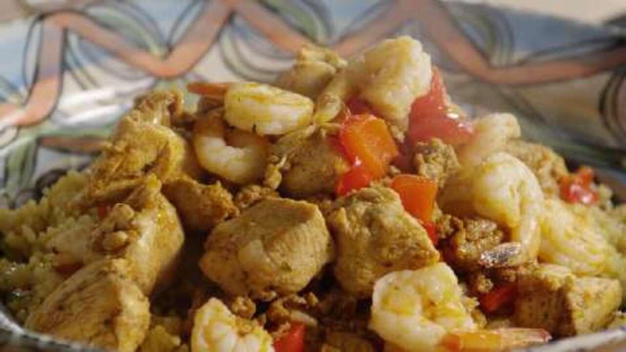 easy paella video