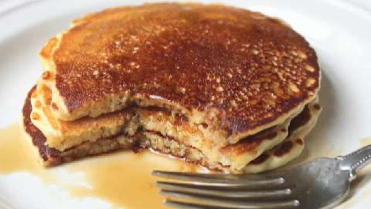 how to make old fashioned pancakes video