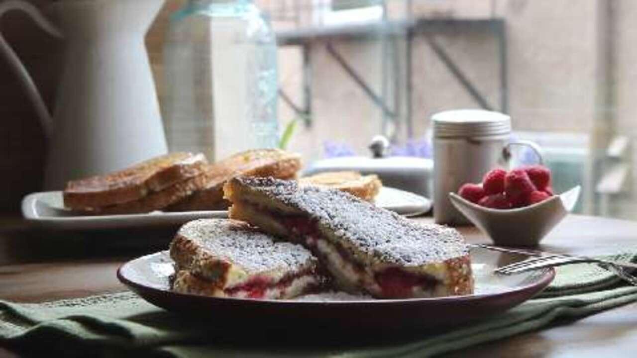 stuffed french toast ii video