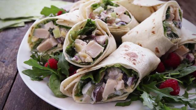 mendocino chicken salad video