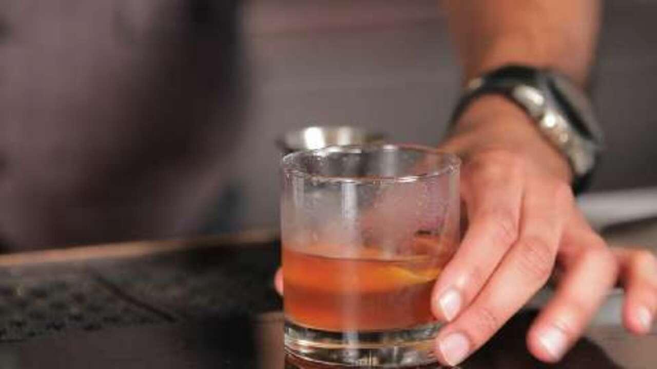 sazerac cocktail video