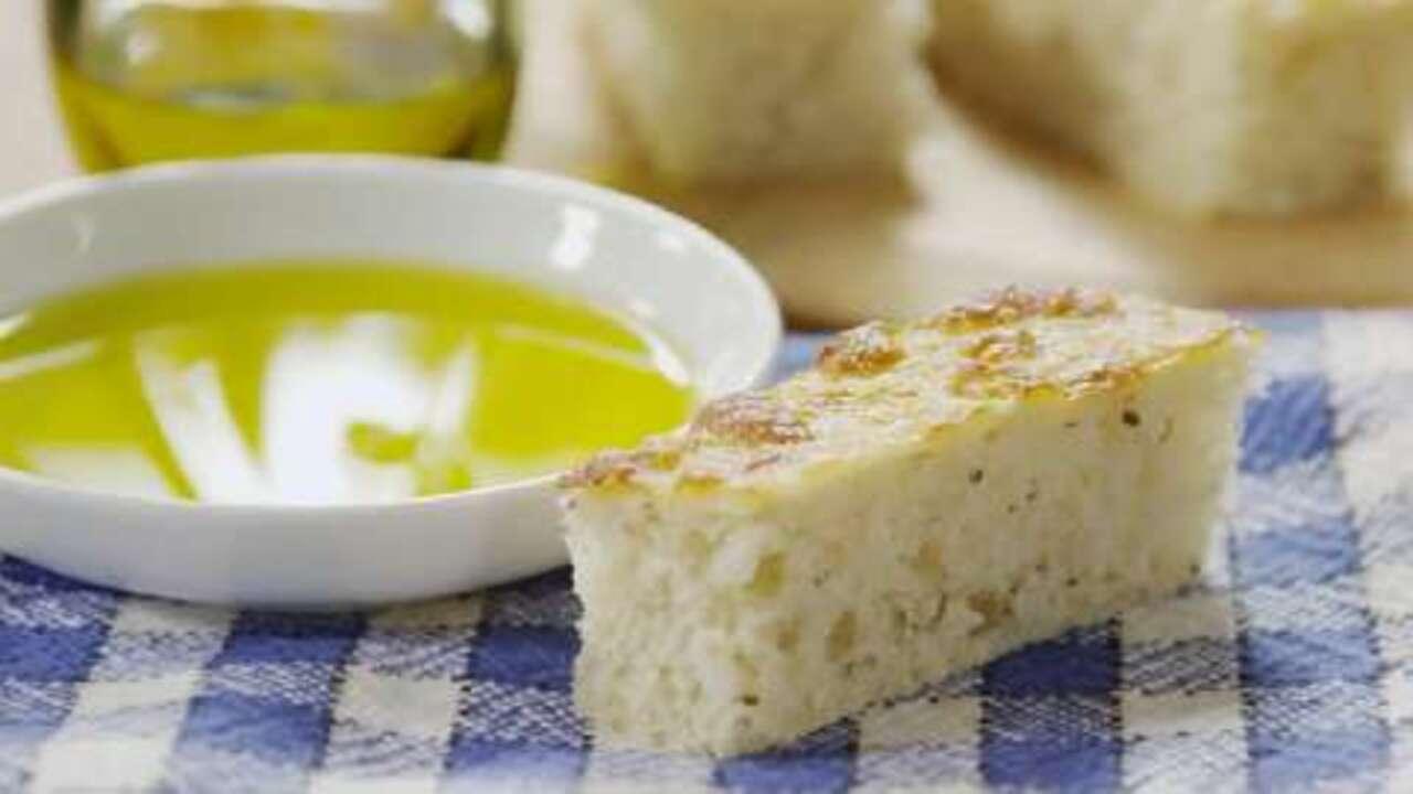 focaccia bread video