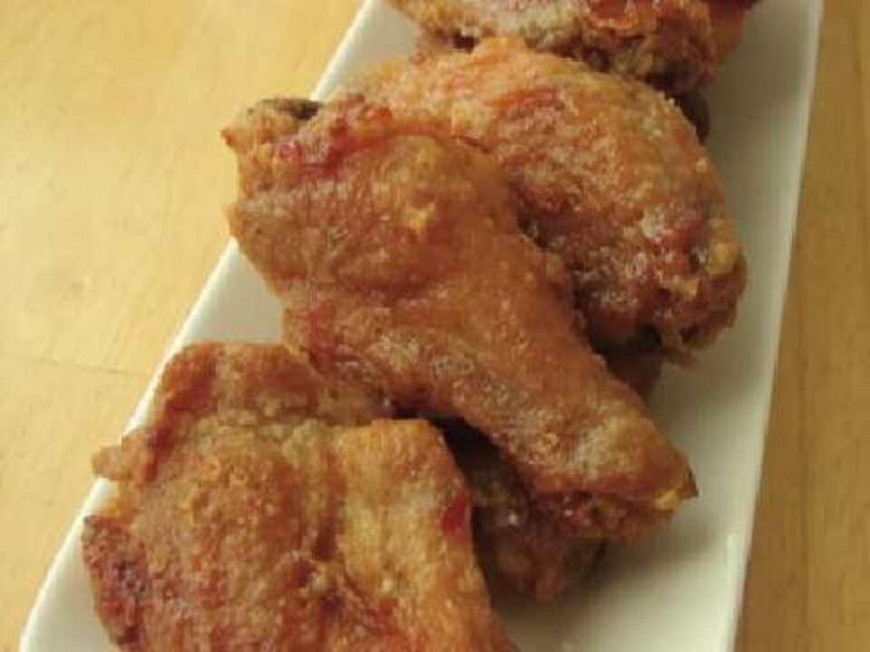 Garlic-Ginger Chicken Wings Recipe - Allrecipes com