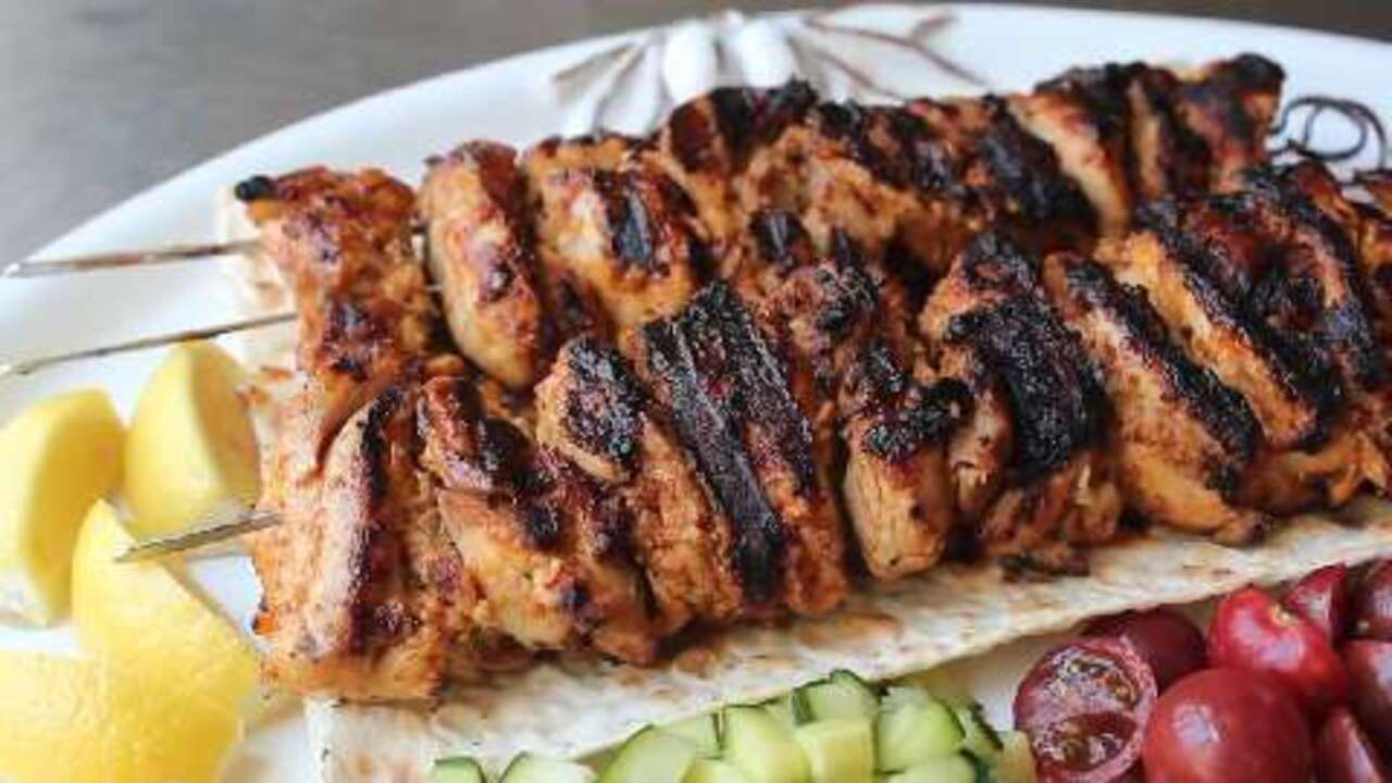 turkish chicken kebabs video
