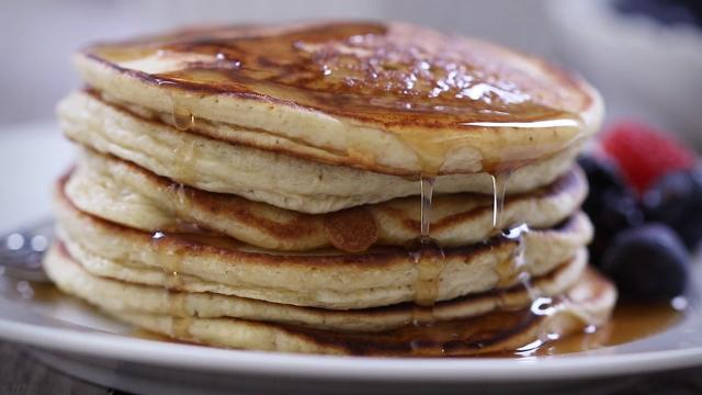 oatmeal pancakes ii video