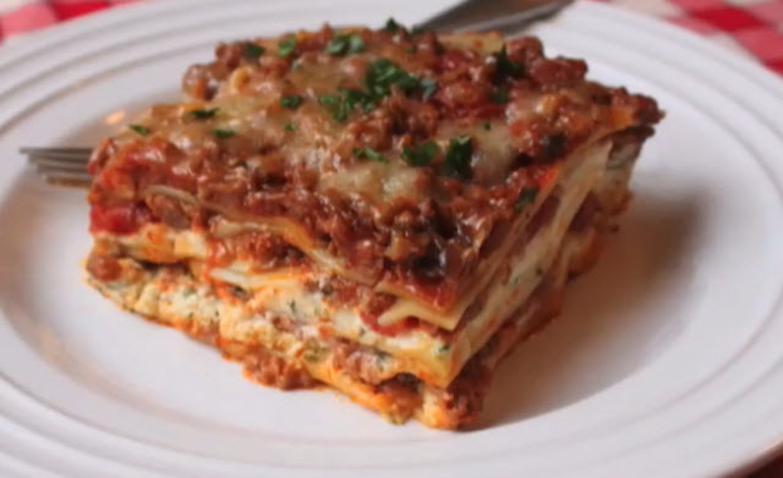 chef johns lasagna video