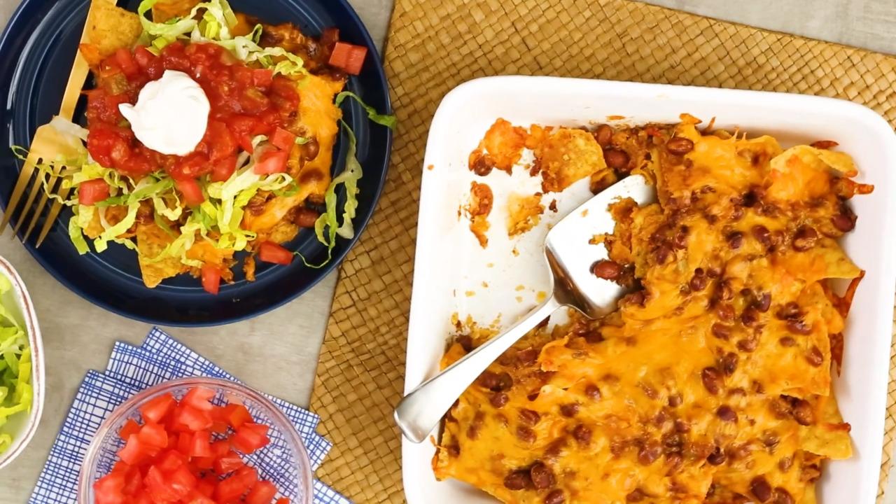 emilys excellent taco casserole video