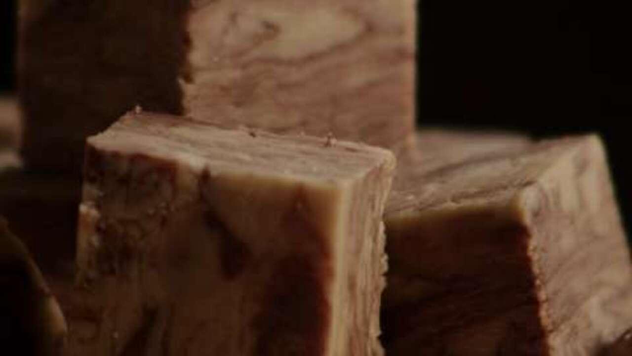 easiest peanut butter fudge video
