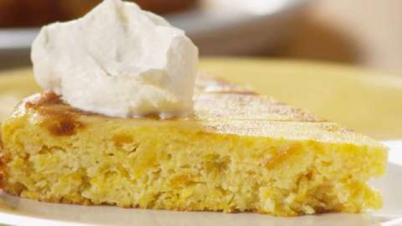 Perfect Flourless Orange Cake Video