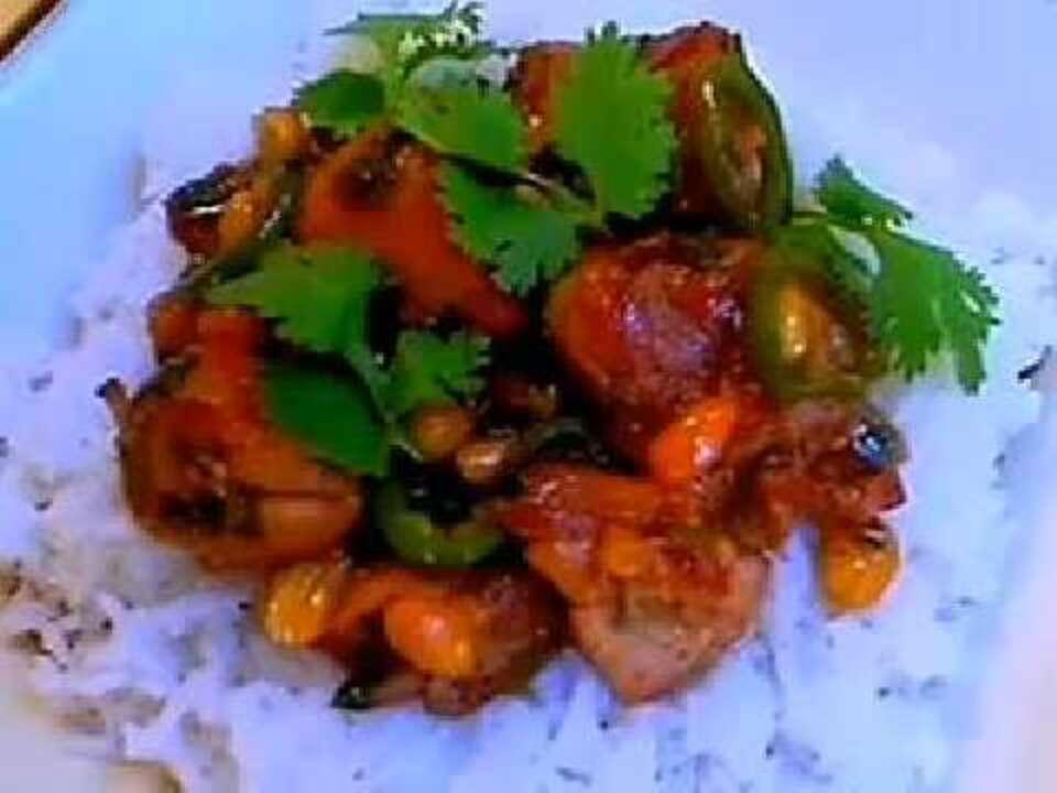 Chef Johns Caramel Chicken Recipe Allrecipes