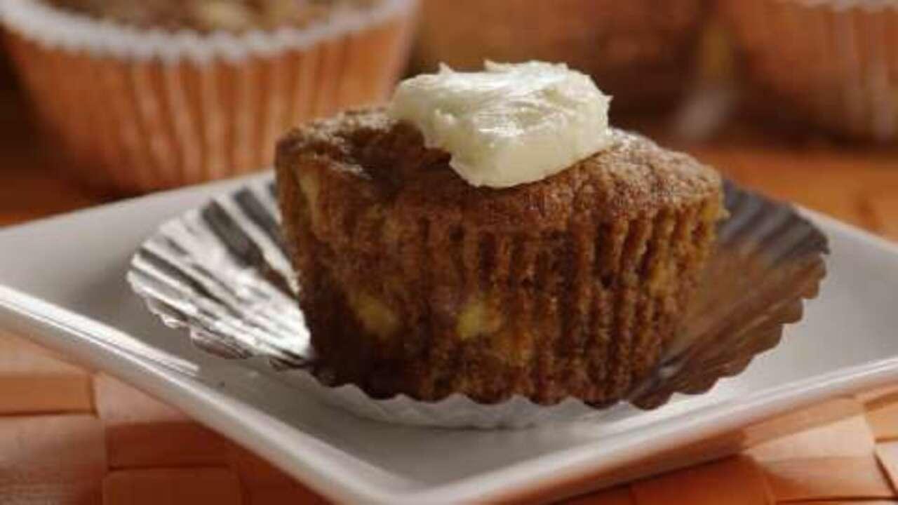 banana muffins ii video