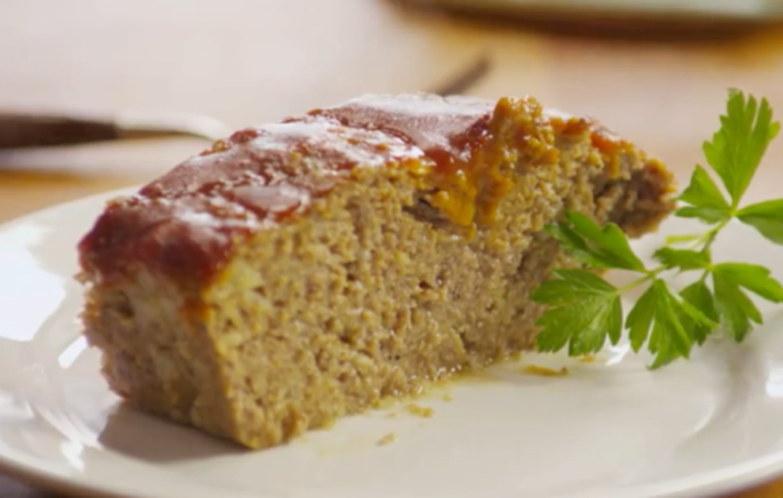 Easy Meatloaf Video Allrecipes