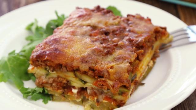 summer lasagna video