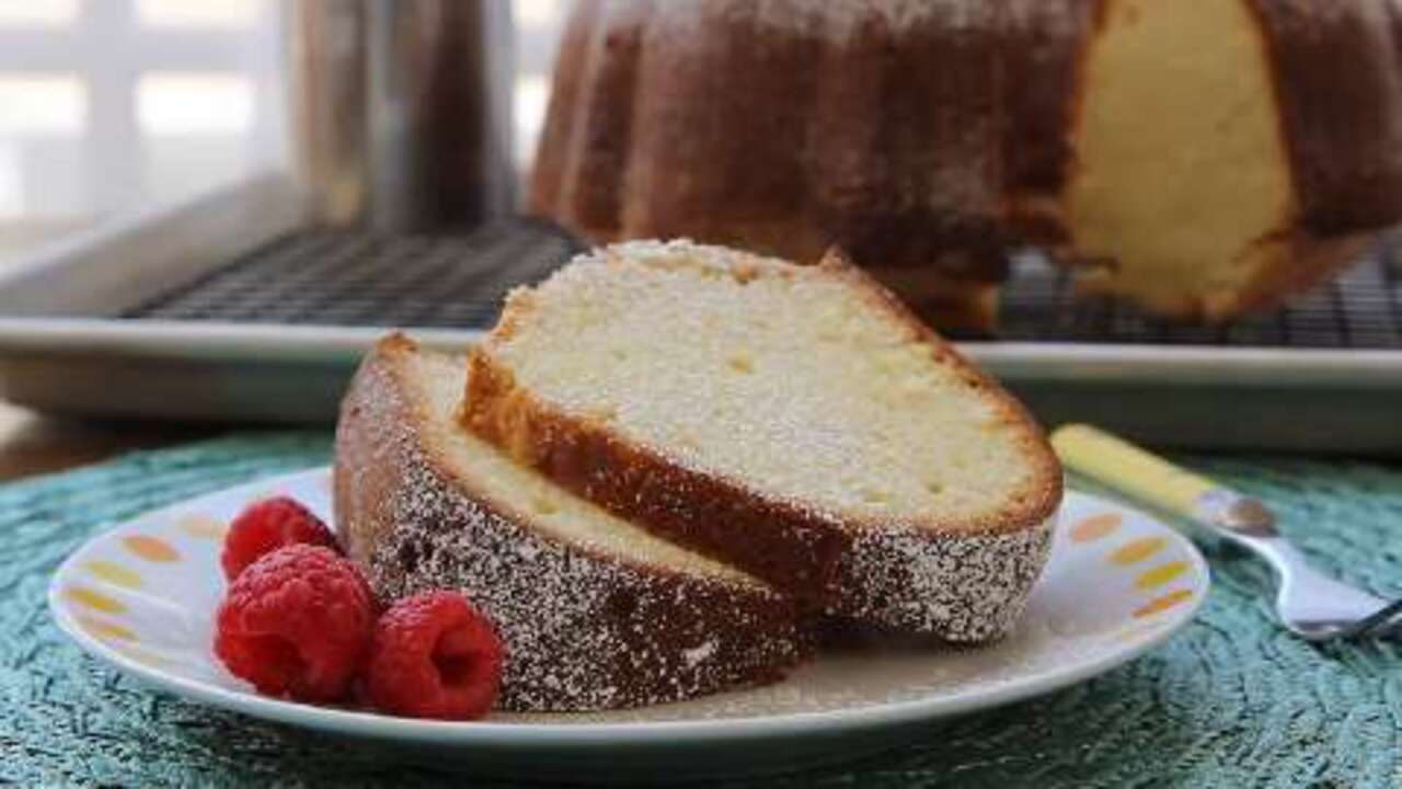 Cream Cheese Pound Cake Iii Recipe Allrecipes Com