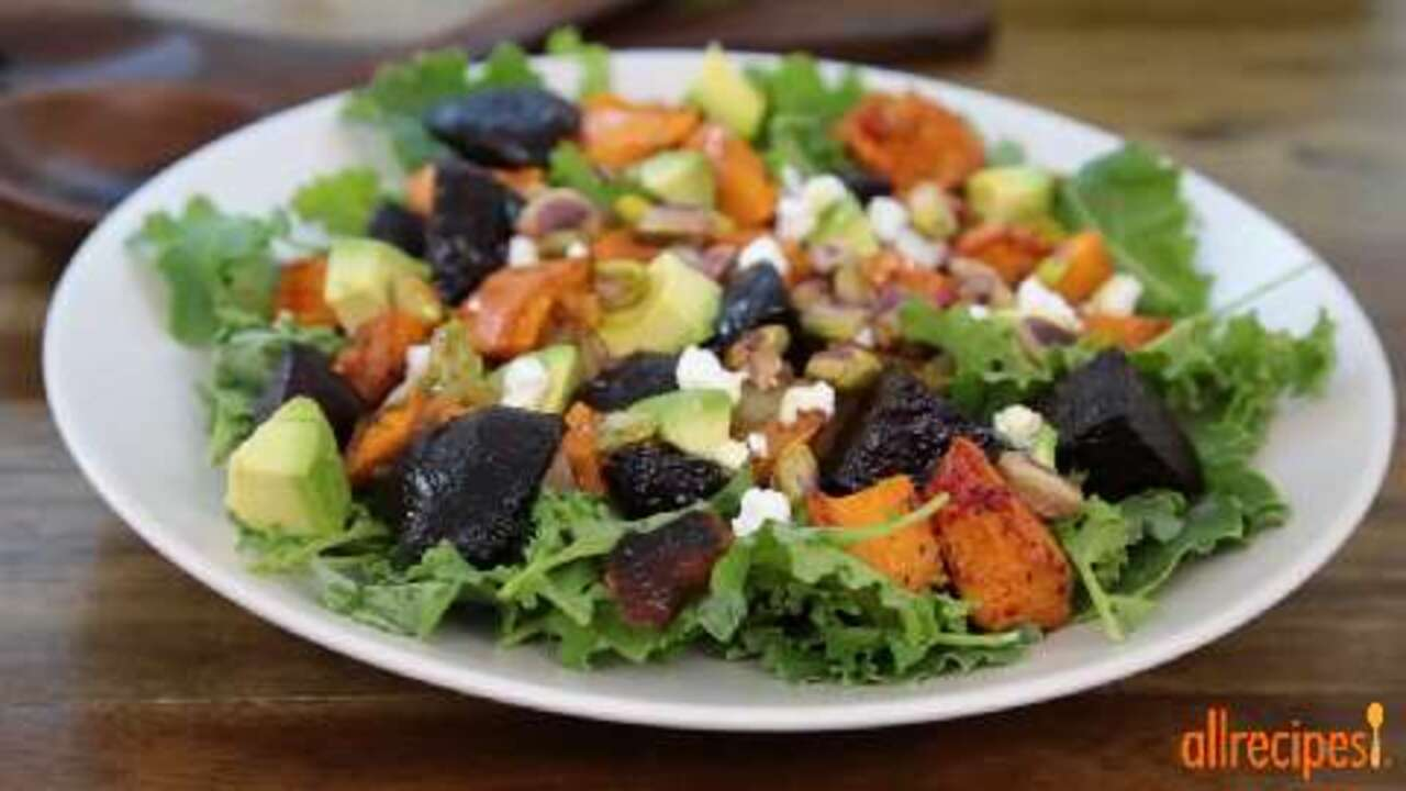 roasted beets n sweets video