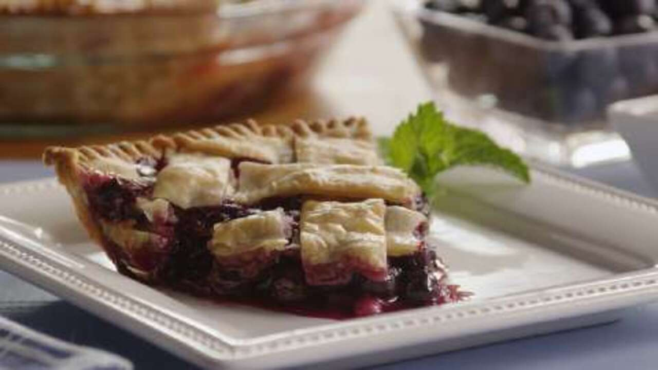 Blueberry Pie Video