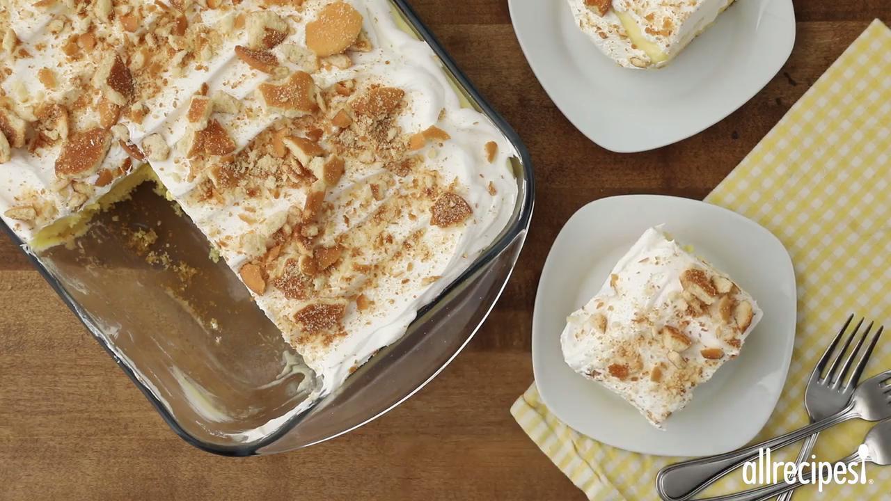 Pudding Shots Video Allrecipescom