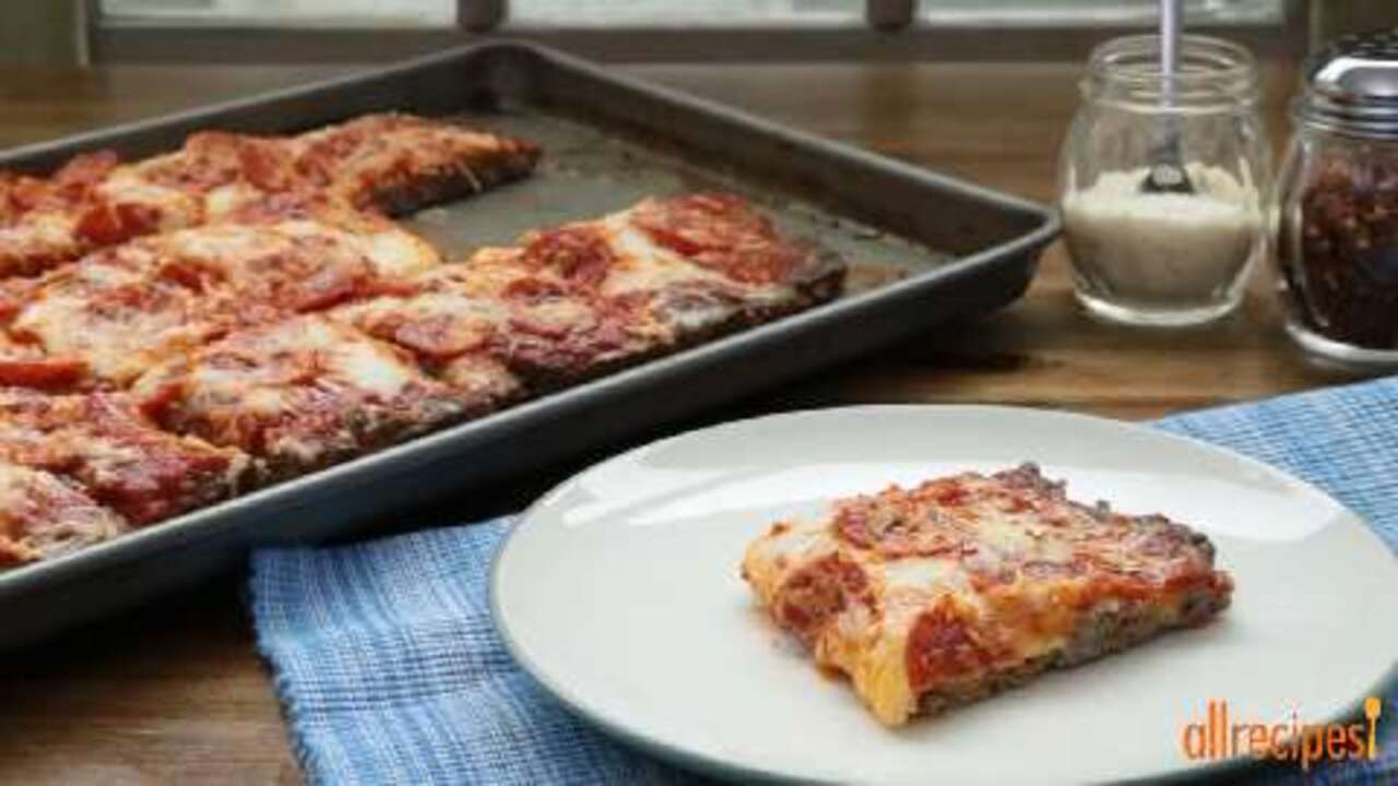 pepperoni meatza video