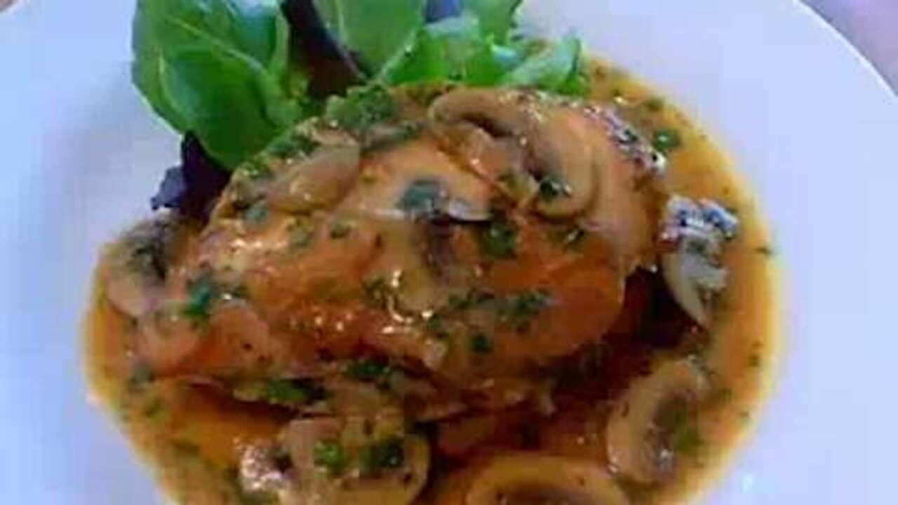 chef johns chicken marsala video